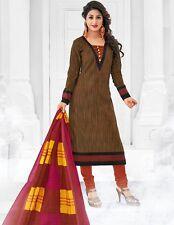 Elegant Cotton Designer Printed Unstitched Dress Material Salwar Suit .No GP523