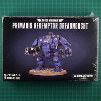 Space Marine Primaris Redemptor Dreadnought Box Warhammer 40k (48-77) 10393