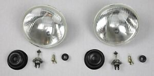 Headlight Retrofitting For AMC Amx Javelin 68-77 Us-Modelle On Eu-Standard Tüv