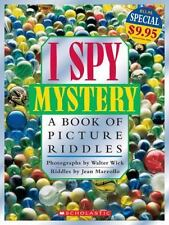 I Spy: Mystery A Book Of Picture Riddles