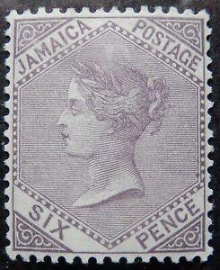 Jamaica Scott # 051, Mint Original Gum (HR), XF