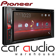 "Pioneer AVH-A200BT 6.2"" Double Din CD DVD Screen Bluetooth USB Car Stereo Player"