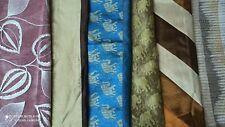 """Set of 6 Designing sari ethnic silk Banarsi cushion covers mandala 15""""x15"""""""