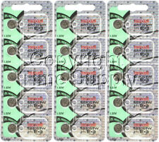 Maxell 371 SR920SW SR920 V371 D371 605 Watch Battery 0% MERCURY ( 15 PC )