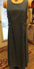 Eddie Bauer Demin Dress Sleevless *Size P M