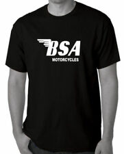 Motorcycle Solid Regular Size T-Shirts for Men