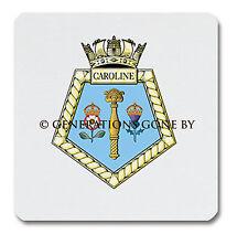 HMS CAROLINE COASTER
