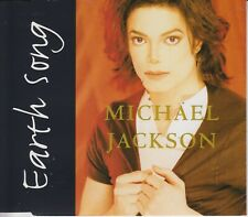 Michael Jackson 4 track cd single Earth Song / Wanna Be Startin' Something 1995