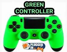 SONY PS4 PLAYSTATION 4 GREEN SOFT TOUCH CONTROLLER, .... BRAND NEW
