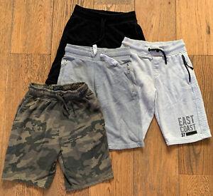 Boys Shorts Bundle Age 9,10,11 NEXT H&M