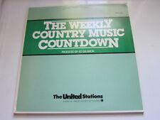 Country Countdown 8/17/84 Dolly Parton Barbara Mandrell Waylon Merle Haggard lp
