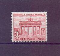 Berlin 1949 - 3 Mark Berliner Bauten - MiNr 59** geprüft - Michel 300,00 € (291)