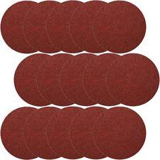 Klettschleifpapier Schleifscheiben Klettschleifscheiben 125mm ohne Loch 36-1200