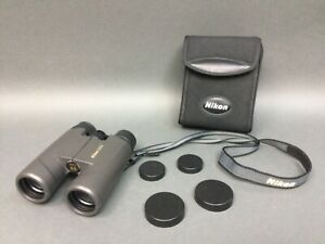 Nikon 10x40 WP Binoculars Water proof  w/ Case.