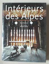 INTERIEURS DES ALPES - BEATE WEDEKIND - TASCHEN - 1998 *