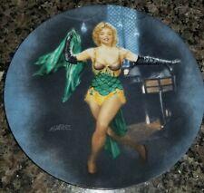 Marylin Monroe Commemorative Plate, Delphi, Famous Rikes, Cherie, Bus Stop Euc