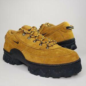 Nike Lahar Low Wheat/Black Shoes Womens 12 Mens 10.5 DB9953-700