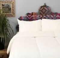 NEW Urban Outfitters multi colored red green Vagabond Woven Headboard Twin Size