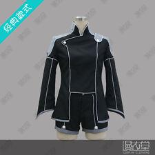 Code Geass Kallen Stadtfeld The Order of the Black Knights Cosplay Costum M006