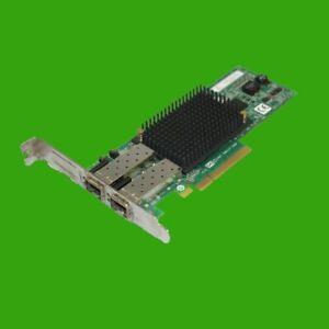 Emulex Dual FC Karte Fujitsu P002181-01B LPE12002 PCIex8 SFP FC SFP
