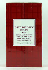Burberry - Brit Red Women- Special Edition - Eau de Parfum Spray 30 ml