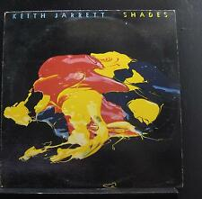 Keith Jarrett - Shades LP Mint- AS-9322 ABC Impulse! Green Labels 1976 Record