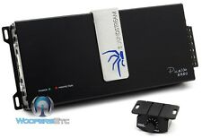 SOUNDSTREAM PN5.640D 5-CHANNEL 640W RMS COMPONENT SPEAKERS SUBWOOFER AMPLIFIER