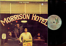 LP--THE DOORS-- MORRISON HOTEL--EKS 75007--MADE IN GREECE