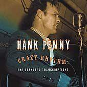 Crazy Rhythm, PENNY,HANK, New Import