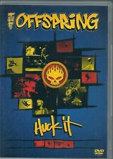 DVD ALL ZONES--VIDEO CLIPS--THE OFFSPRING--HUCK IT--2000