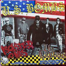 """U.S. Bombs – Hobroken Dreams 7"""" vinyl EP punk bad religion rancid"""