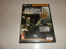 PC  Ghost Recon Gold Edition