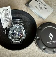 CASIO G SHOCK X MARCELO BURLON County of Milan GA100MRB-1A ltd edition snakeskin