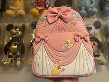NWT Loungefly Cinderella Dress Mini Backpack