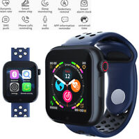Smart Watch Bluetooth Calling Heart Rate Monitor For Android LG V50 V30 Samsung