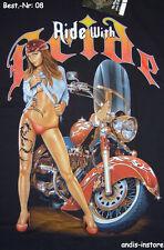 T-Shirt  Männer  Men  Biker  Fun  Heavy  Metall  in  Gr. L  NEU