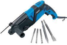 Draper 20503 750w sds+ rotary hammer drill kit 240volt