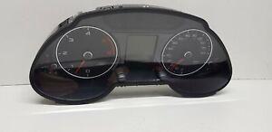 AUDI Q5 2013 RHD 180KW DIESEL INSTRUMEN CLUSTER SPEEDOMETER TACHO 8R0920981