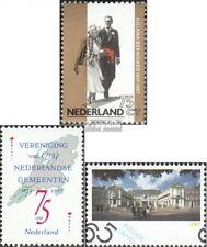 Nederland 1310,1326,1327 postfris 1987 Speciale postzegels