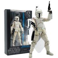 "Star Wars Bounty Hunter Mandalorian BoBa Fett Prototype 6"" Action Figure"
