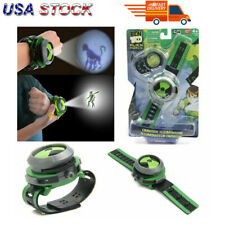 Ben10 Children Kids Projector Watch Alien Force Omnitrix Illumintator Bracelet