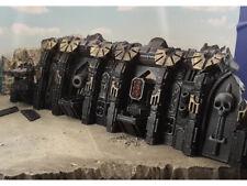 MASSIVE Gothic Spaceship Wreck Hull Walls Warhammer 40k Terrain Scenery Tabletop
