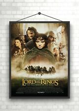 Lord of the Rings Fellowship Classic Large Movie Poster Print A0 A1 A2 A3 A4