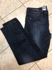 G-Star Raw Jeans 3301 Ultimate Stretch Men 36 x 34 Dark Aged Wash NWT $180