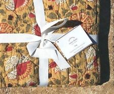 POTTERY BARN ~ REESE STANDARD SHAM  ~ 2 AVAILABLE BEDDING ~ SOLD OUT! ~ SOLD OUT
