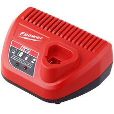 Battery charger for Milwaukee M12 48-59-2401 48-11-2402 12v battery charger
