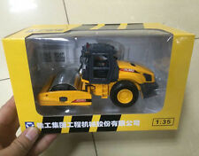 XCMG 1/35 Scale DieCast Model XS203 Vibratory Roller Construction vehicles