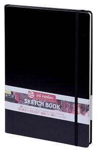 Talens Art Creation Hardback Sketch Book 140gsm 21 x 29.7 cm A4