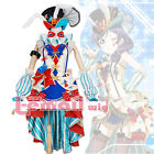 Love Live Lovelive Nozomi Tojo SR Circus Troup Cosplay Costume Dress Outfit