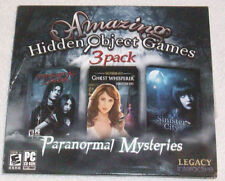Amazing Hidden Object Games 3 Pack - Paranormal Mysteries (PC)